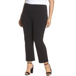 NWOT Leith High Waist Slim Pants Black Size Medium